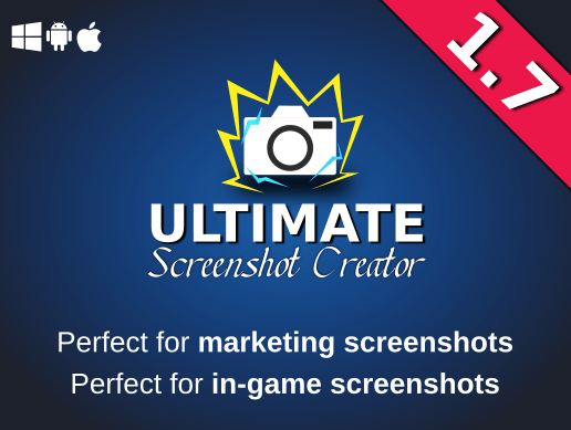 screenshot asset unity